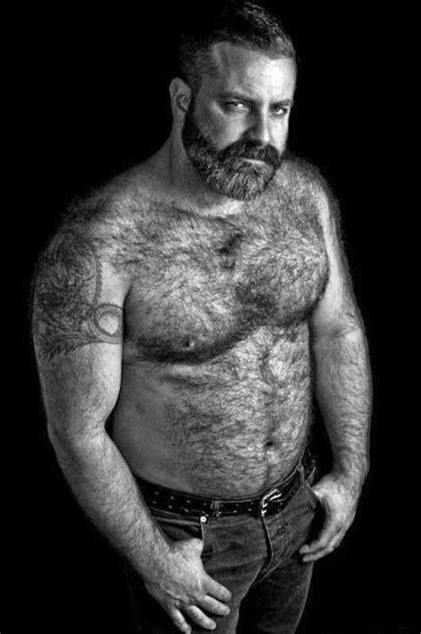 Hairy Bear Gay Black Men Sex Archive