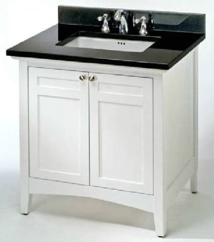 Empire Industries Vanity by Empire Industries B36w Biltmore 36 Two Doors Vanity In