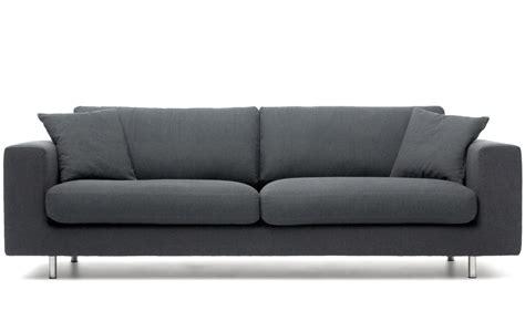 Bensen Sofa by Wide Arm 2 Seat Sofa Hivemodern Com