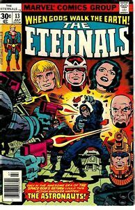 Eternals #13 NM- (Marvel, 1977) 1st Appearance of ...