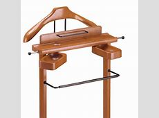 Wood Valet stand Gala
