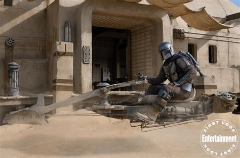 Get your first look at The Mandalorian season two courtesy ...