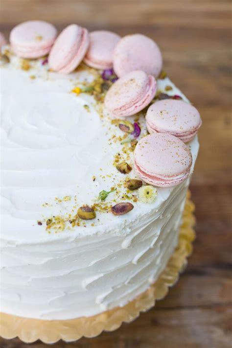feed dinner la west elm macaron cake cake decorating