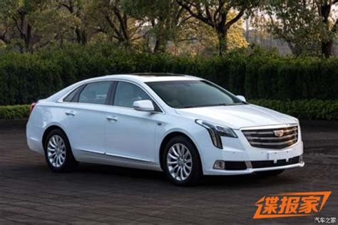 2018 Cadillac Xts Info, Pictures, Specs, Wiki  Gm Authority