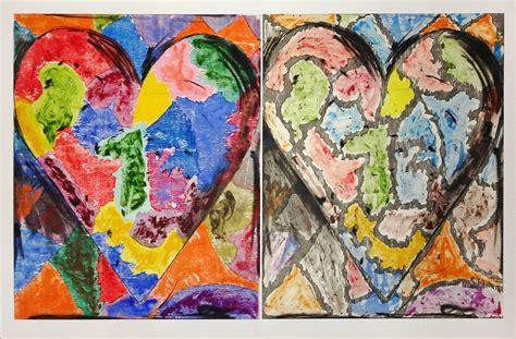 Jim Dine  Jonathan Novak Contemporary Art Gallery