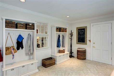 narrow hallway 45 mudroom ideas furniture bench storage cabinets
