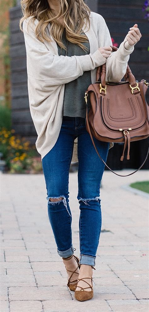 Cute Comfy u0026 Casual Fall Outfit for Everyday Style
