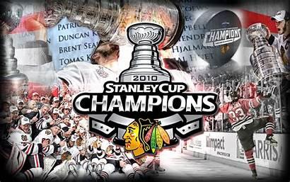 Blackhawks Chicago Stanley Cup Desktop Champions Pues