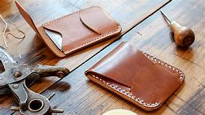 Free Inventory Templates Make A Leather Card Holder With Flap Closure Free Pdf