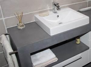 meuble salle de bains design atlantic bain With porte de douche coulissante avec armoire salle de bain faible profondeur