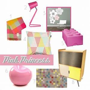 Des objets deco colores pour une chambre de jeune fille for Objet deco chambre fille
