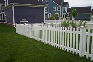 residential fence gallery With white dog fence