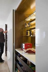 25+ bästa Hidden kitchen idéerna på Pinterest Moderna