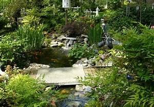 Anlegen Eines Gartens : gartenteich anlegen ideen f r eine kreative gartengestaltung ~ Michelbontemps.com Haus und Dekorationen