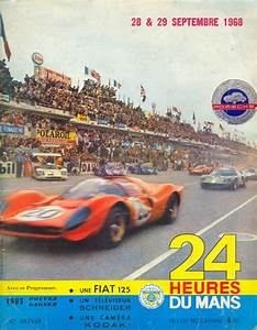 Le Mans 24 Hours 1968 - Photo Gallery