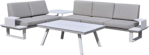 canap駸 en solde emejing table de jardin aluminium blanche images awesome interior home satellite