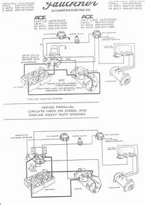Wiring Schematic For Series Parallel Switch - Antique  U0026 Classic Mack Info