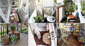 Ideen Für Kleinen Balkon : kleinen balkon sch n und platzsparend gestalten ~ Eleganceandgraceweddings.com Haus und Dekorationen