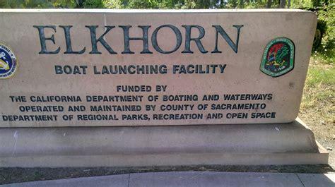 Boat Launch Sacramento by Elkhorn Boat Launching Facility Bootfahren Garden Hwy