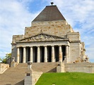 Shrine of Remembrance, Melbourne - Sacrifice and Nobility ...