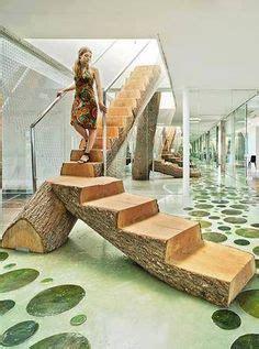Designertreppe Die Kreative Treppe by Ungew 246 Hnliche Treppe Aus Holzst 228 Mmen Gebaut Kreative
