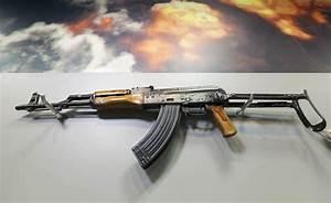 Osama Bin Laden's AKMS Rifle - The Firearm BlogThe Firearm ...