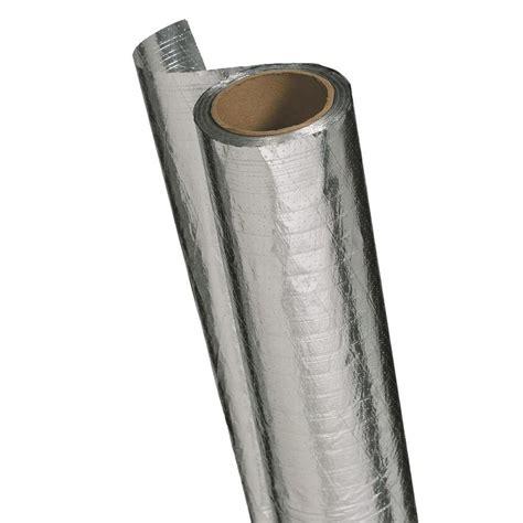 radiant barrier lowes shop reflectix 125 ft x 48 in radiant barrier at lowes com