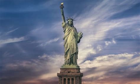 Statue Of Liberty Was Created To Honor Freed Slaves Not ...