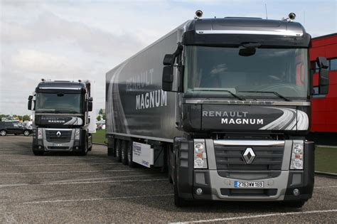 renault trucks magnum le dernier magnum de renault trucks l argus