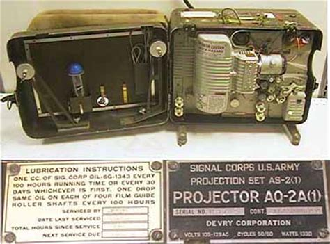 List of vintage movie cameras, projectors etc. Part 2 ...