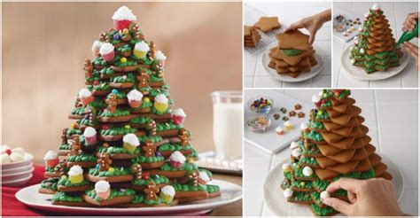How To Make 3d Christmas Tree Cookies