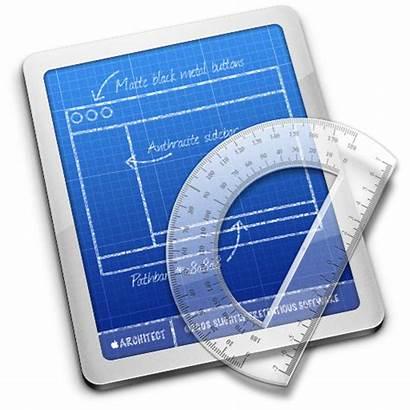 Architecture Icons Blueprint Icon Architect Software Architects