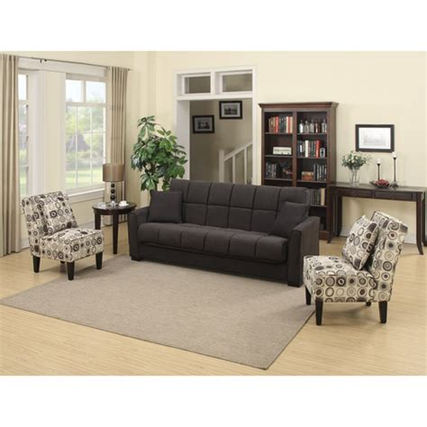 Sofa Set In Walmart by Furniture Danely 2 Fabric Sectional In Dusk