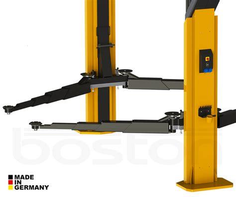 55t Two Post Vehicle Lift  Boston Garage Equipment