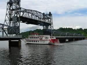 St. Croix River Stillwater MN Bridge