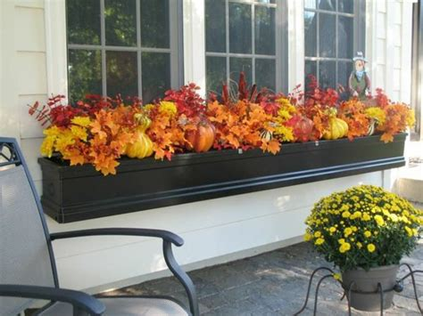 Herbstdeko Für Balkon herbstblumen als haus oder tischdekoration einsetzen