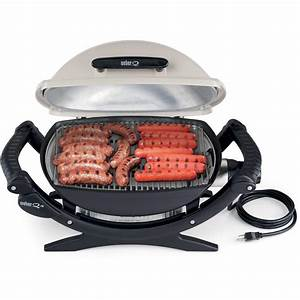Weber Electric Grill Q 140 BBQ Weber Electric Grills
