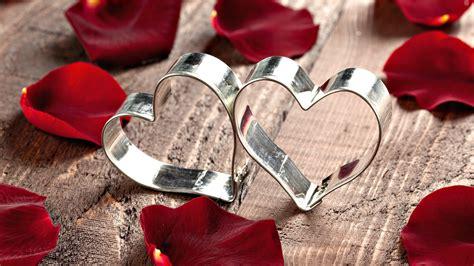 rose hearts simple love wallpapers hd desktop