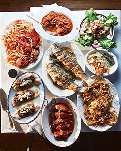 Repas De Noel Poisson : repas de noel typique italie sept poissons ~ Melissatoandfro.com Idées de Décoration