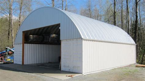 Shipping Container Roof System Kits: Prefabricated Steel