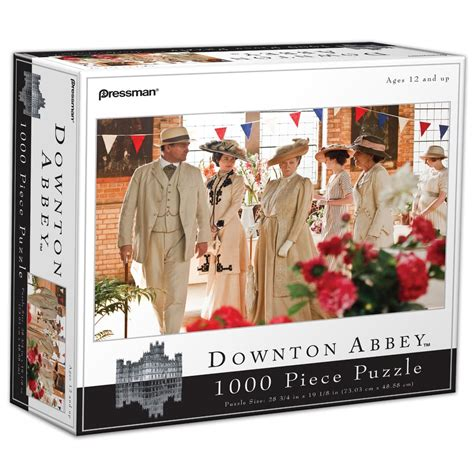 gifts for downton abbey fans downton abbey puzzles games and toys gifts for fans of