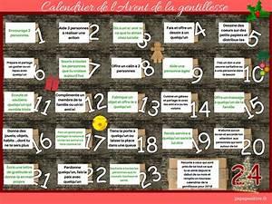 Idée Cadeau Calendrier De L Avent Adulte : afin de faire de la gentillesse une habitude pour l ann e ~ Melissatoandfro.com Idées de Décoration