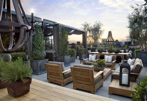 restoration hardware rooftop lounge google search