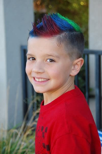 hair styles boys musely 3132