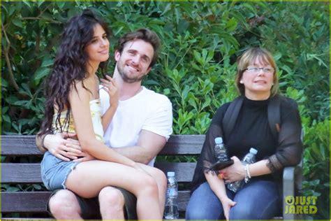 Camila Cabello Matthew Hussey Snuggle Park