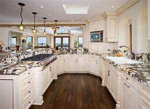 beautiful kitchen designs deductourcom With the most beautiful kitchen designs