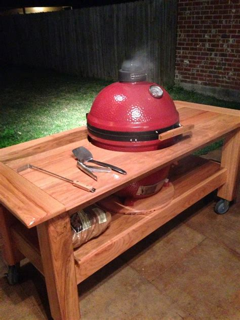 kamado grill plans 20 best kamado images on pinterest outdoor cooking