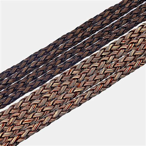 Fashion Weaved Braided Blue aliexpress buy 5meter 5mm 6mm fashion braided weaved