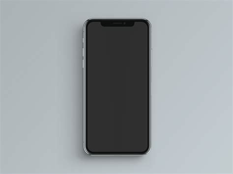 Free Iphone Mockup Simple Customizable Iphone X Mockups The Mockup Club