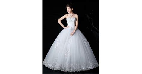 Ball Gown Bride Wedding Dress